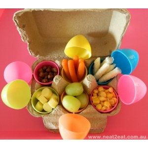 Easter Lunch Ideas Using Egg Carton