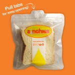 Buy Reusable Sandwich Bags And 500ml Food Pouches