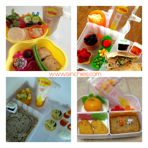 Lunch Ideas For Kids: Make A Lunch Box Plan