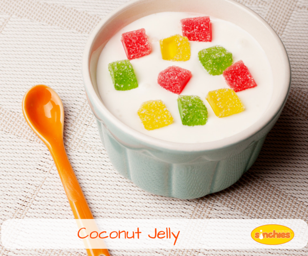 Coconut Jelly recipe