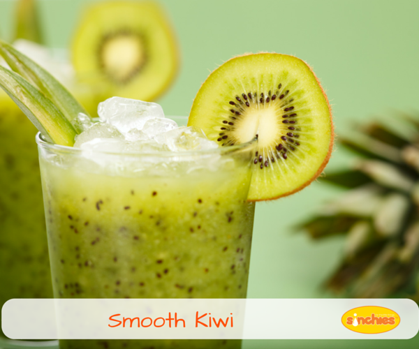Smooth Kiwi Smoothie Recipe