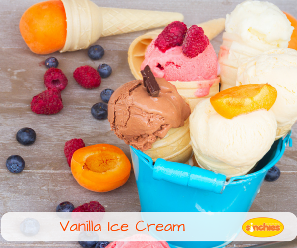 Creamy vanilla ice cream recipe