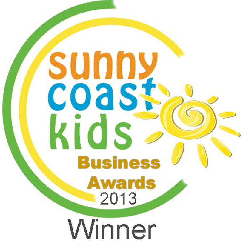 Sunny Coast Kids Business Awards Winner Sinchies