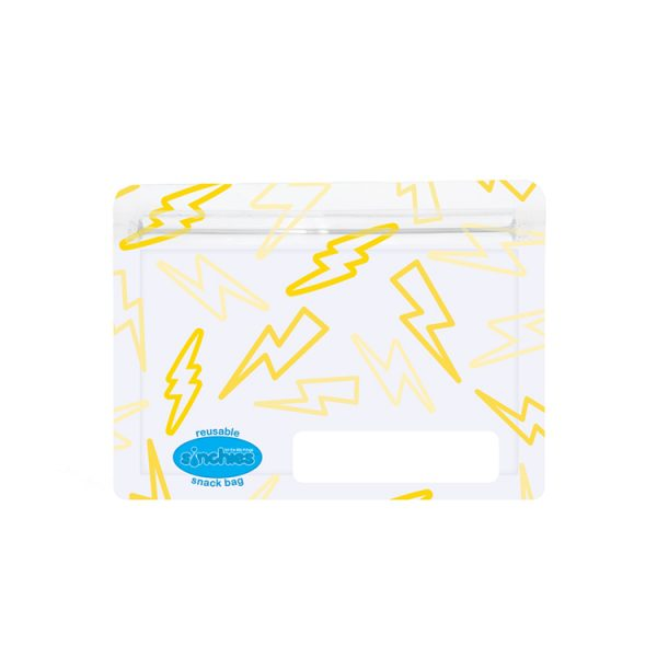 Sinchies lightning reusable snack bag