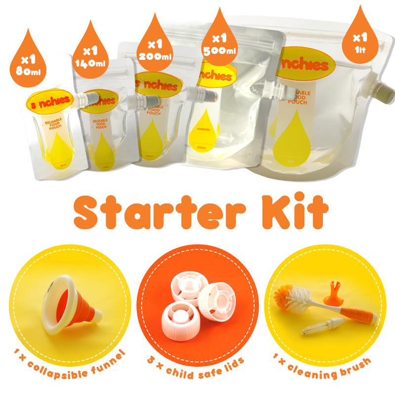Sinchies Review: Starter Kit Reviewed By Family Deal Friday