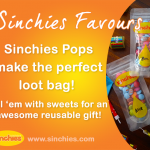 Sinchies make great loot or party bags