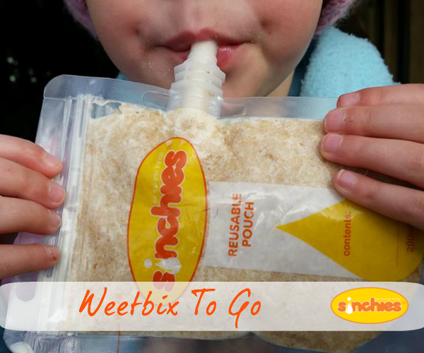 Weetbix to go