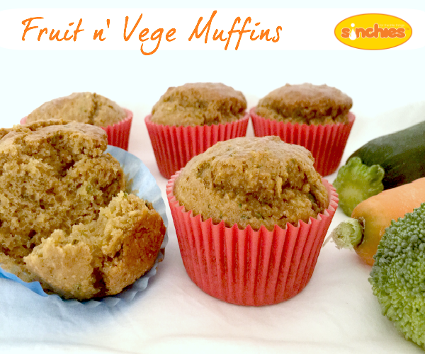 egg free muffin recipe