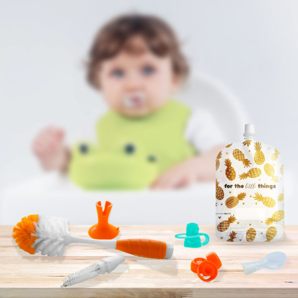 baby and toddler sinchies feeding kit