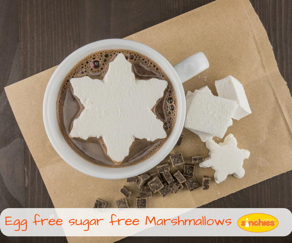 egg free sugar free marshmallows