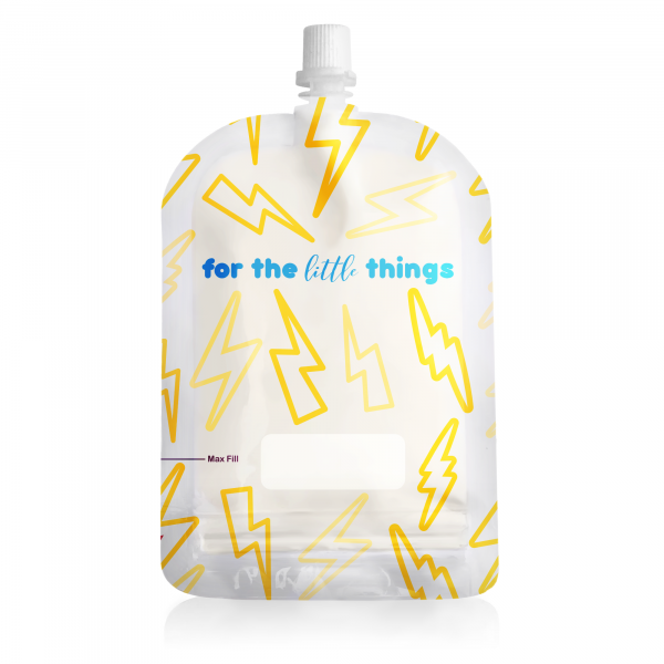 Sinchies 150ml lightning reusable pouch