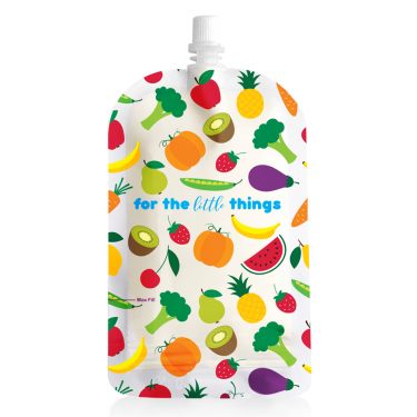Sinchies 200ml fruit reusable pouch