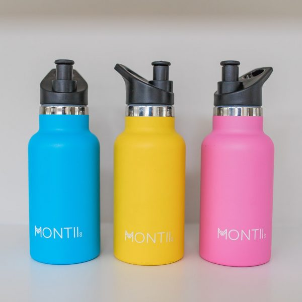 stainless steel drink bottles Montii