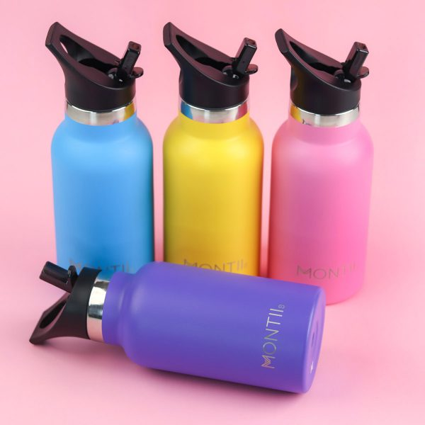 Montii Mini Stainless Steel Drink Bottle