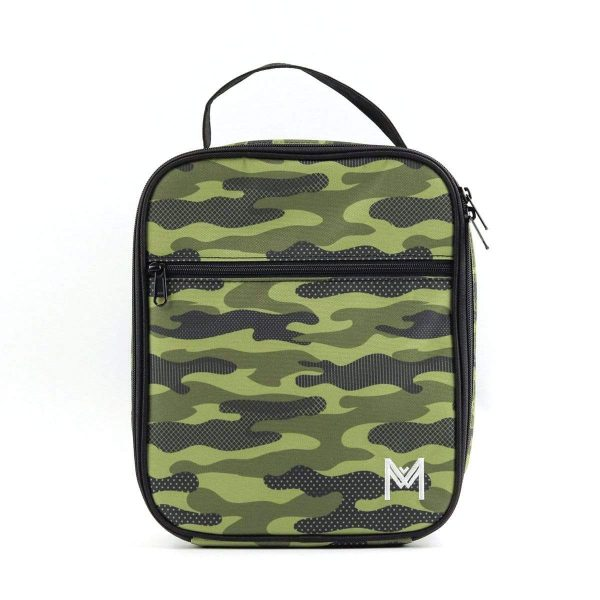 Montii Camouflage Insulated Lunchbag