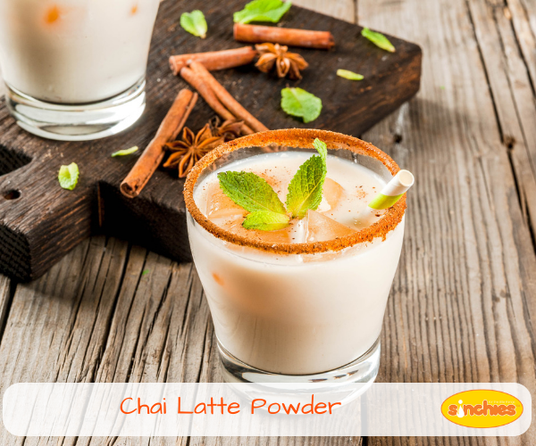Chai Latte Powder Recipe