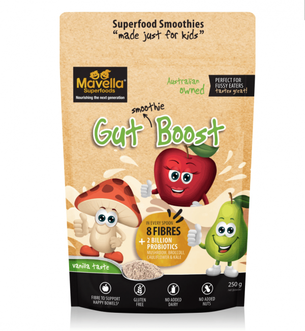 Gut boost for kids